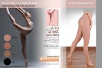 Колготки Pridance для танцев с блеском женские 60 DEN