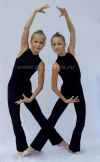 Комбинезон для гимнастики и танцев