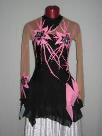 Платье для фигурного катания