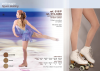 Колготки Primavera для фигурного катания с закрытым мыском детские